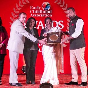 Macmillan Education India Awarded for Its Contribution Towards Early Childhood Education and Children's Publications
