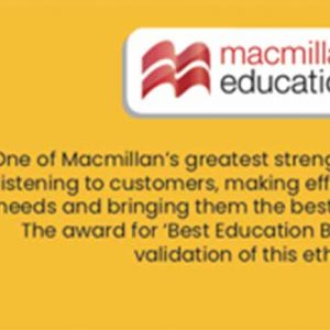 Macmillan Education India, For 128+ Years – Advancing Learning For All