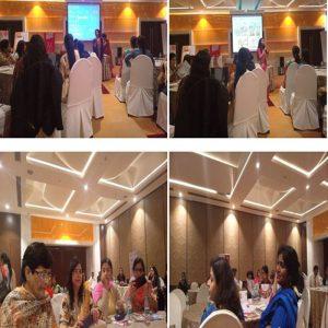 Workshop organised by Macmillan Education
