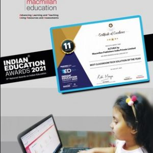 ALTURA by Macmillan Education wins hands down – declared 'Best Classroom Tech Solution of the Year'